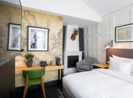 The Highland House, hotel poblíž významného místa Náměstí Dam, Amsterdam