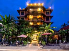Angkor Panoramic Boutique Hotel, hotel in Siem Reap