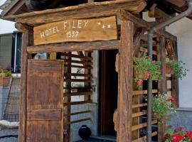 Hotel Filey, hotel in Antey-Saint-André
