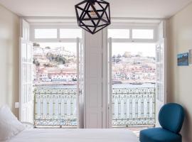 Porto By The River Apt, departamento en Oporto
