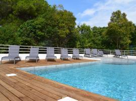 Campanile Aix en Provence Ouest Jas-De-Bouffan, hotel in Aix-en-Provence