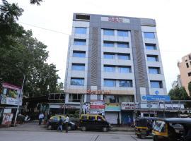 Hotel Silver Inn, hotel near Chhatrapati Shivaji International Airport Mumbai - BOM, Mumbai