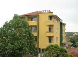 Hotel Triumph, hotel in Nova Zagora