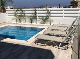 Kitsios Villas with private pool No2, hotel near Kalamies Beach, Protaras