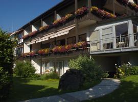 Steinhausers Hotel Hochbühl, отель в Оберштауфене