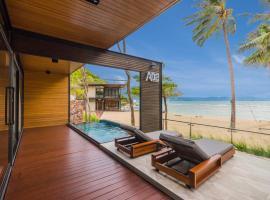 The Cabin Beach Resort, отель в городе Хаад-Рин, рядом находится Вечеринка «Праздник полной луны» на пляже Хаад-Рин