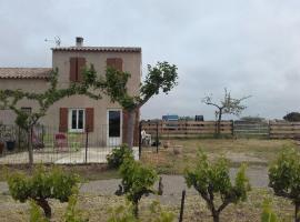 Mas Tarquin, hotel in Aigues-Mortes