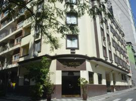 Hotel Calstar, отель в городе Сан-Паулу