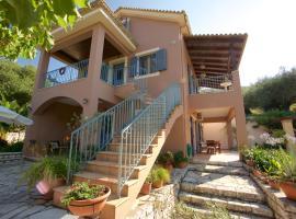 Myrtia Apartments, hotel blizu znamenitosti Plaža Mirtos, Divarata