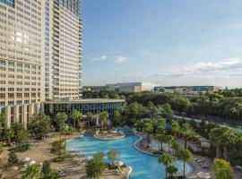 Hyatt Regency Orlando, hotel with jacuzzis in Orlando