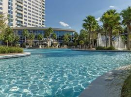 Hyatt Regency Orlando, hotel with pools in Orlando