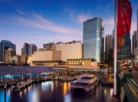 Hyatt Regency Sydney, hotell Sydneys