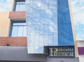 Hotel Presidencial Chiclayo, hotel in Chiclayo