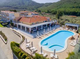 Louloudis Boutique Hotel & Spa, hotel in Skala Rachoniou