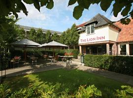 The Lion Inn, hotel in Chelmsford
