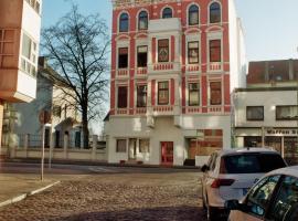 HafenZERO, habitación en casa particular en Bremerhaven