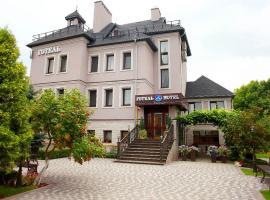 Bystrytsya Lux, hotel v destinaci Ivano-Frankivsk