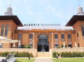 ALEGRIA Palacio Mojacar Adults only, hotel in Mojácar