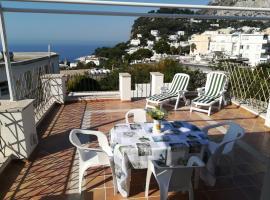 La Terrazza di Eduardo, apartment in Capri