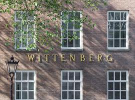 Wittenberg, accessible hotel in Amsterdam