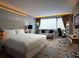 Concorde Hotel Singapore, hotel near Dhoby Ghaut MRT Station, Singapore