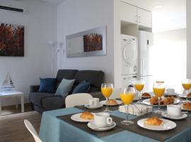 Metro & Beach Apartments, hotel near Sant Roc, Badalona
