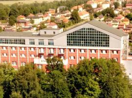 Hotel Spolcentrum, hotel poblíž Letiště Poprad-Tatry - TAT,