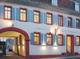 Landhotel zum Schwanen, hotel near Luther Memorial, Osthofen