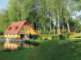 Chalupa U rybníčku, hotel v destinaci Krásná Lípa