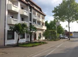Hotel am Exerzierplatz, Hotel in der Nähe vom Flugplatz Mannheim City - MHG, Mannheim