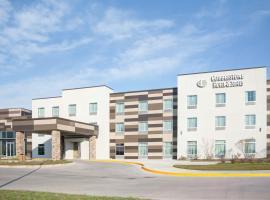 Cobblestone Hotel and Suites - Jefferson, hotel in Jefferson
