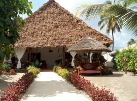 Casa Carlotta & Villa, villa in Nungwi