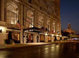 The Hermitage Hotel, hotel in Nashville