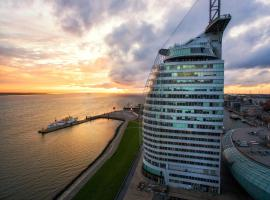 Atlantic Hotel Sail City, hotel en Bremerhaven