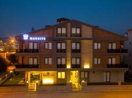 Maxuite Hotel in Home, hotel in Akçay