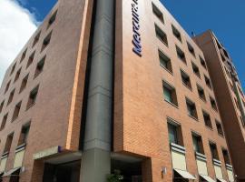 Mercure Bogota BH Zona Financiera, hotel near Royal Center, Bogotá