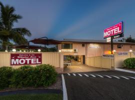 Winter Sun Motel, motel in Rockhampton