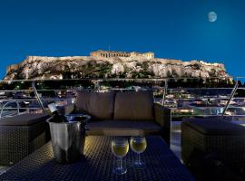 Plaka Hotel, hotel in Athens