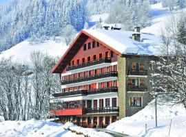 Hôtel Vacances Bleues Les Chalets du Prariand, hôtel à Megève près de: Remontée mécanique de Petit Rochebrune