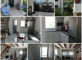 Apartments Nina, appartamento a Bilice (Bilizze)