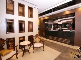 Viola Hotel Suites, hotel en Amán