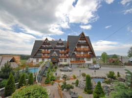 Giewont, hotel in Murzasichle