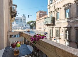 Amazing Piazza Venezia Suites, villa in Rome