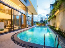 Gaia Hotel Phu Quoc, отель в городе Фукуок