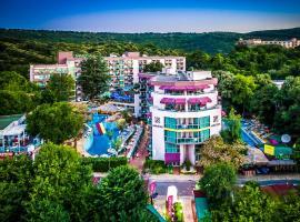 COOEE Mimosa Sunshine Hotel - All inclusive, хотел близо до Център на Златни пясъци, Златни пясъци