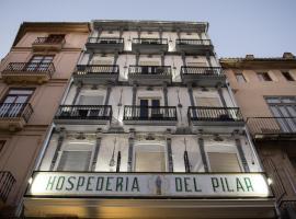 Hospederia del Pilar, habitació en una casa particular a València