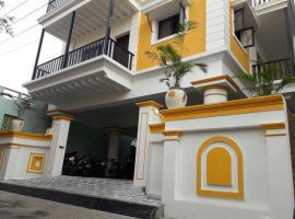 Dj Villa, apartment in Pondicherry