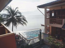 Rin Bay View Resort, hotell sihtkohas Haad Rin