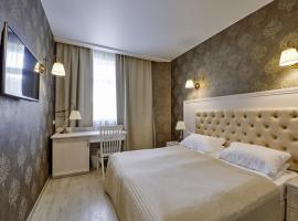Отель Лампа, отель в Казани, рядом находится Станция метро «Площадь Тукая»