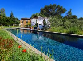 Bien Loin d'Ici Spa B&B, hotel with jacuzzis in Nîmes